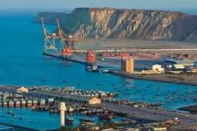 30 companies enter Gwadar Free Economic Zone with US$ 474 millions: Report