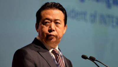 Chinese head of the Interpol goes missing from headquarters