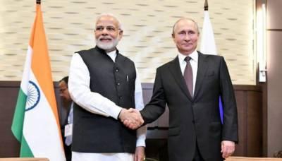 Despite US threats, India Russia ink multi billion dollars air defence deal