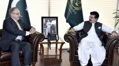 Huge investment opportunities exist in Gwadar: Sanjrani