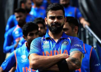 Indian skipper Virat Kohli makes yet another historic record
