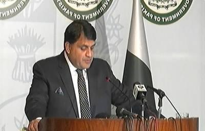 Pakistan believes in peaceful neighbourhood: FO spokesperson