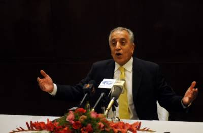 Zalmay Khalilzad, US special representative on Afghanistan to arrive in Pakistan over special task