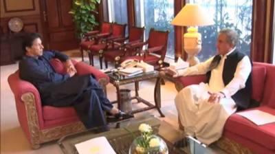 FM briefs PM regarding visit to US