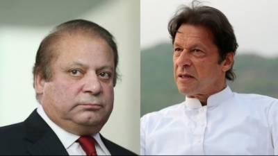 Former PM Nawaz Sharif warns PM Imran Khan