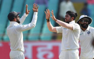 India bowl out West Indies for 181, enforce follow-on