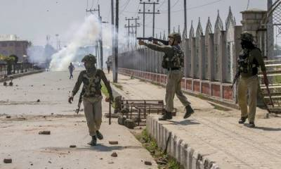 Major crackdown launched in occupied Kashmir ahead of sham polls