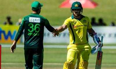 Pakistan Vs Australia 1st test match date and time