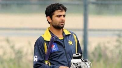 PCB bans Ahmad Shahzad for four months