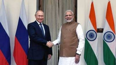 Russia, India sign deal for five S-400 missile systems