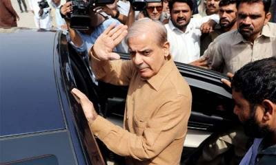 Shahbaz Sharif breaks silence over his arrest and the NAB case