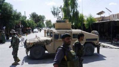 10 Afghan policemen killed in clashes with Taliban in Wardak province