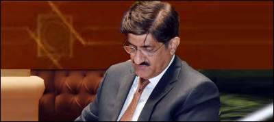 CM Sindh Murad Ali Shah in hot waters