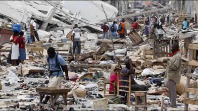 Earthquake kills 11 in Haiti