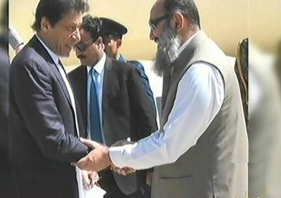 Federal govt committed to welfare of people, development of Balochistan: Imran Khan
