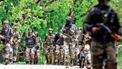 Indian Army 13 soldiers injured in Occupied Kashmir
