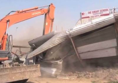 Lahore anti encroachment operation turns out to be a big success