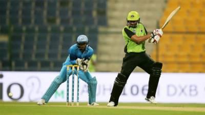 Lahore Qalandars win first Abu Dhabi T-20 Trophy