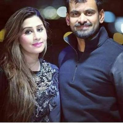 Muhammad Hafeez reveals the woman behind his success