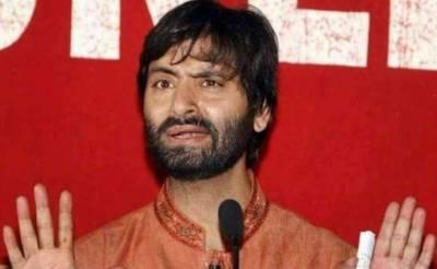 Operation launched under garb of sham polls in IOK: Malik