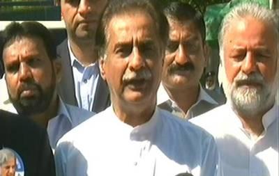 Opposition leaders condemn Shahbaz's arrest