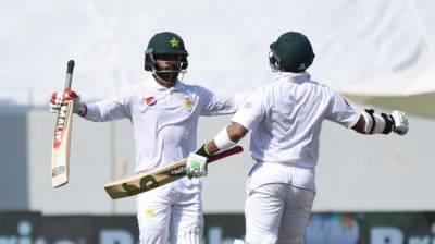 Pakistan Vs Australia 1st test day one scorecard