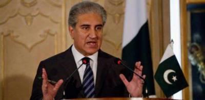 Pakistan wants UN commission formation on Kashmir: Qureshi