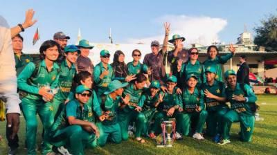 Pakistan women cricket team wins T-20 series by 3-0 against Bangladesh