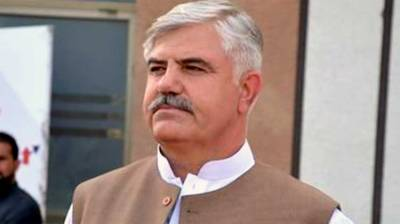 Provision of basic amenities of life to people top priority of govt: CM KP