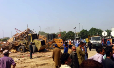 Punjab government anti encroachment operation turns out to be one of the most successful operation in its history