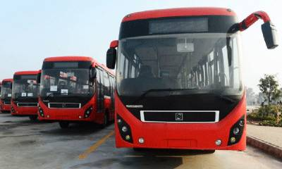 Rs 2 billion subsidy on Metro Bus Projects: Punjab government takes important decision
