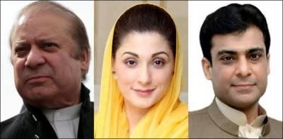 Sharif family held a consultative meeting in Jati Umra: Report