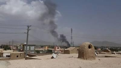 Taliban fighters destroy bridges near Ghazni