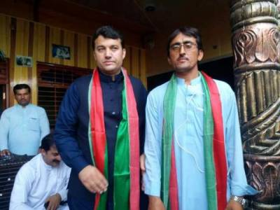Yet another political leader joins PTI