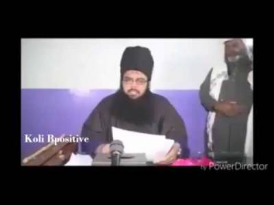 (VIDEO): Self claimed 11th Imam of Islam surfaces in Pakistan, warns PM Khan and COAS