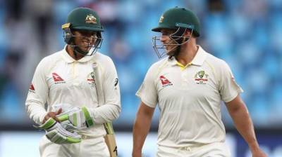 3rd day of Dubai Test: Australia to resume first innings today