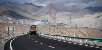 CPEC western, eastern routes completion time revealed