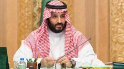 Crown Prince meets US envoy on Syrian affairs