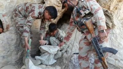 FC foils terror bid in Kali Habibzai, Balochistan
