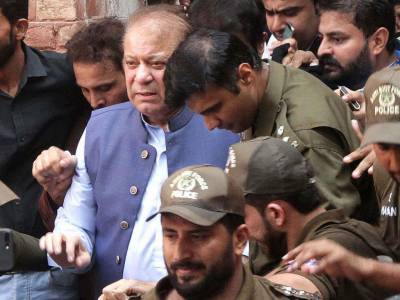 No witness claims Nawaz's sons as his dependent