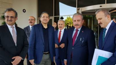 Pak delegation in Turkey to attend meeting of Speakers of Eurasian Countries' Parliaments