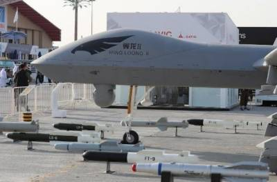 Pakistan China to jointly produce armed and reconnaissance drones