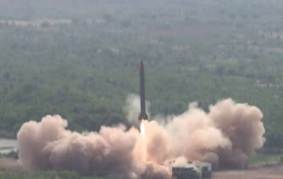 Pakistan successfully conducts Training Launch of Ghauri Missile System with up to 1300 KM range