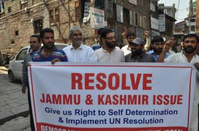 Right to self-determination is only solution of Kashmir issue: Analysts