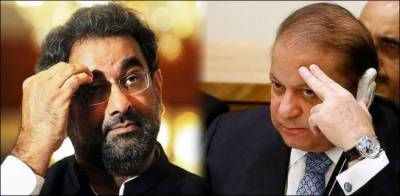 Treason case: LHC seeks reply from Nawaz, Khaqan