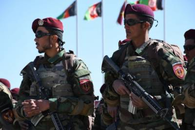 Two senior Afghan military officers sentenced over spying for ISI