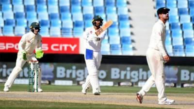 Dubai Test: Pak to resume 2nd innings at overnight score of 45 for 3