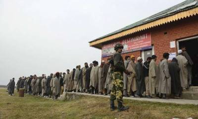 Elections in IOK nothing but a military drill: APHC