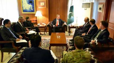 FM reaffirms Pakistan's commitment to negotiated settlement of Afghanistan conflict