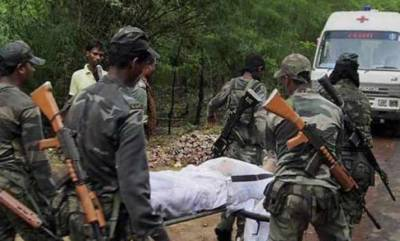 Indian soldier commits suicide in Jammu